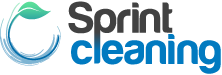 Sprint Cleaning Logo