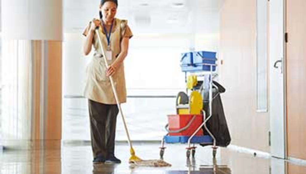 School Cleaning Services London